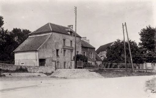 Moulin du Roy vers 1920 © archives Jonot