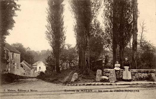 un coin de Trois-Moulins